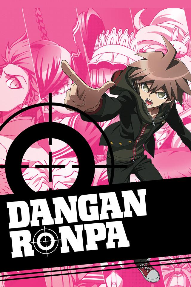 Danganronpa: The Animation - Watch on Crunchyroll