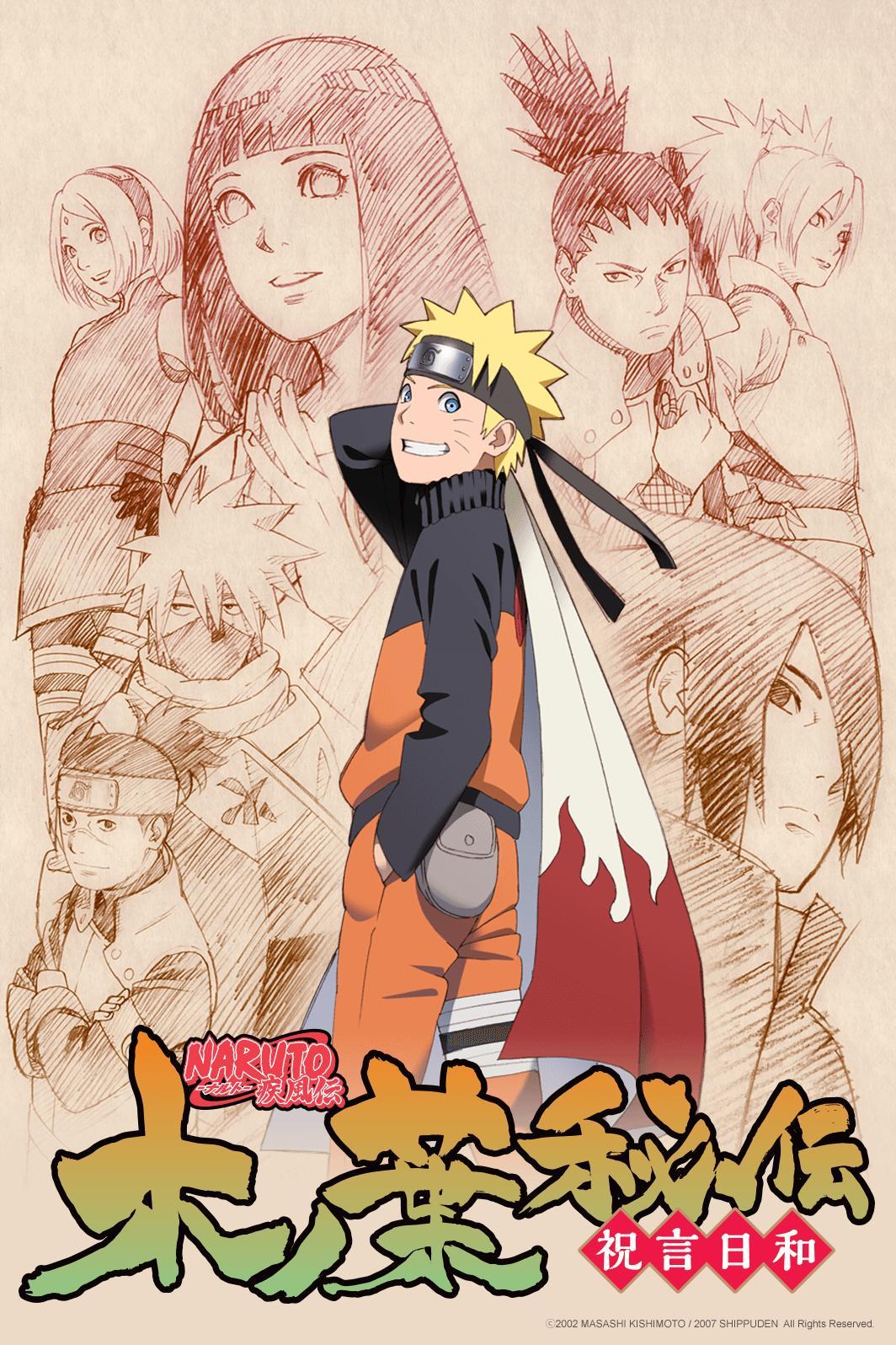 Naruto Shippuden - Watch on Crunchyroll