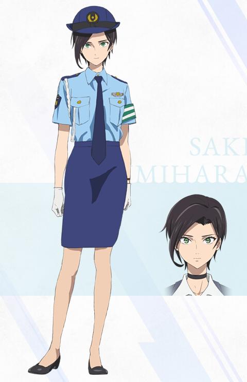 Misato Fukuen como Saki Yumihara