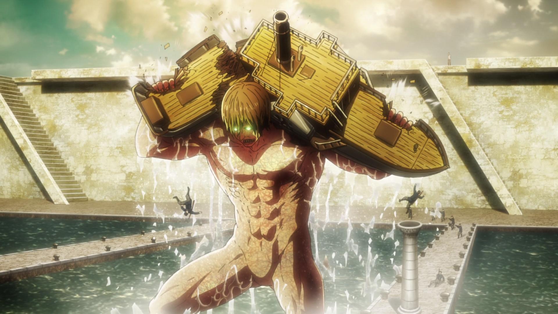 Ataque en Titan
