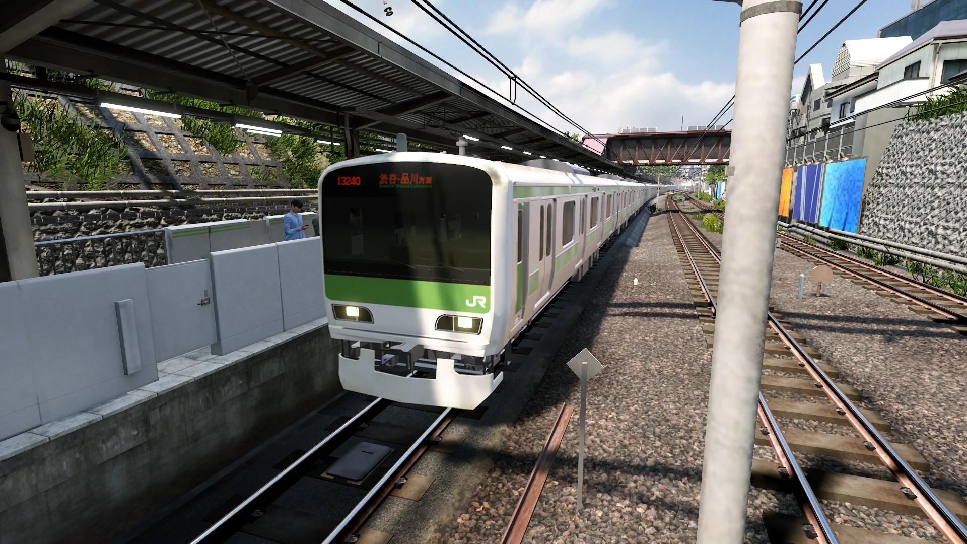Densha de GO!! Hashirou Yamanote Sen