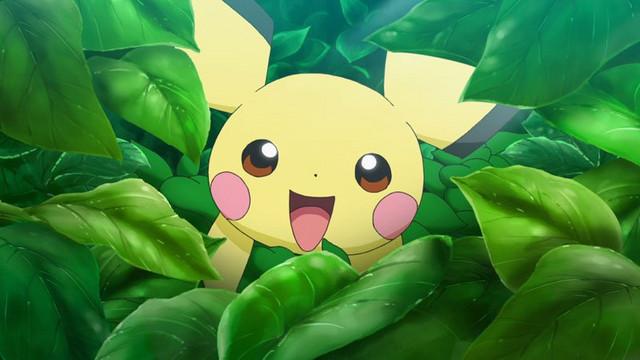 New Pokémon Anime Trailer Image