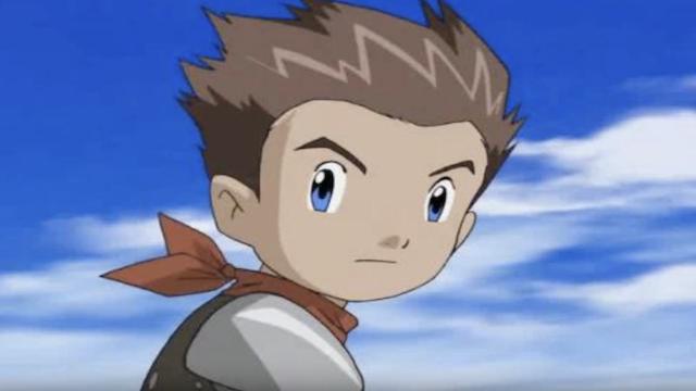 Digimon Tamers, Ryo Akiyama