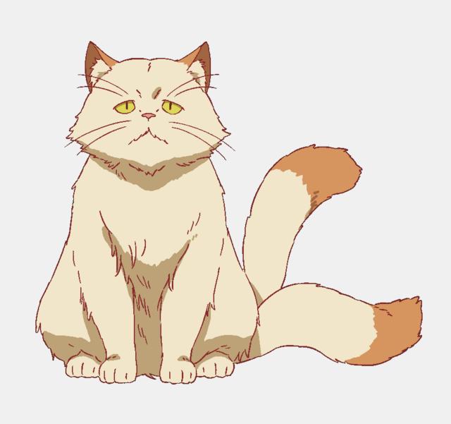 化け猫_キャラクタービジュアル