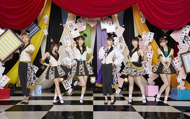 Crunchyroll - Watch VA Idol Unit i☆Ris' Cute Performance in Magical