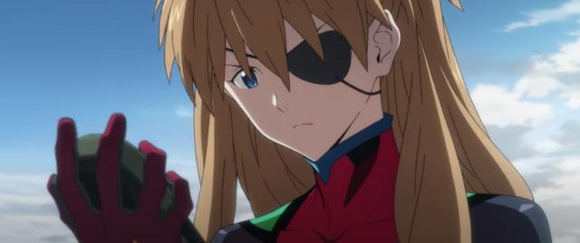 Asuka Rebuild of Evangelion