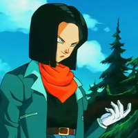 Crunchyroll Everyone Joins Returning Android 17 As Rangers In