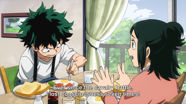 Crunchyroll - The Power of Parents in My Hero Academia