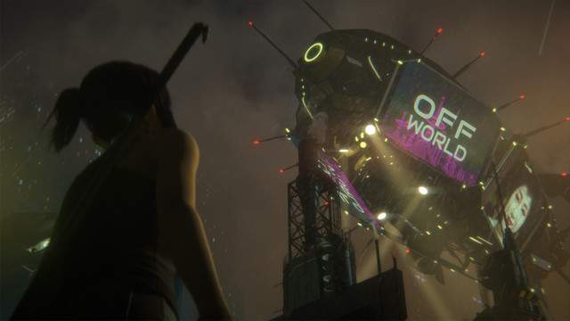Blade Runner: Black Lotus