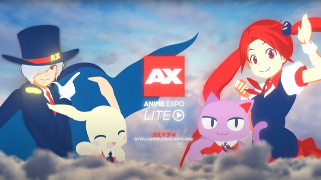 Crunchyroll x Anime Expo Lite