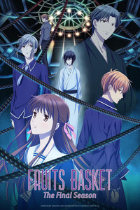 Fruits Basket The Final Season is a featured show.