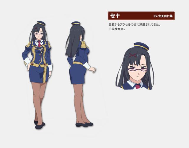 KonoSuba season 2 tung PV mới nhất cùng thông tin về dàn diễn viên