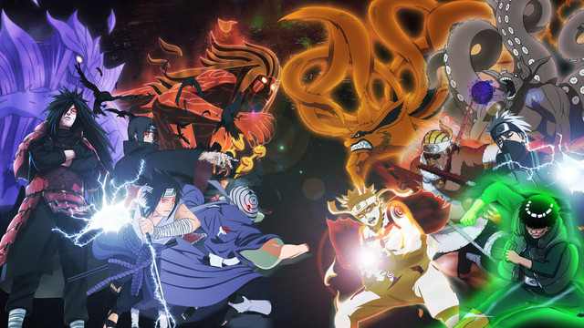 Crunchyroll - Forum - Naruto Shippuden: 4th Shinobi World War