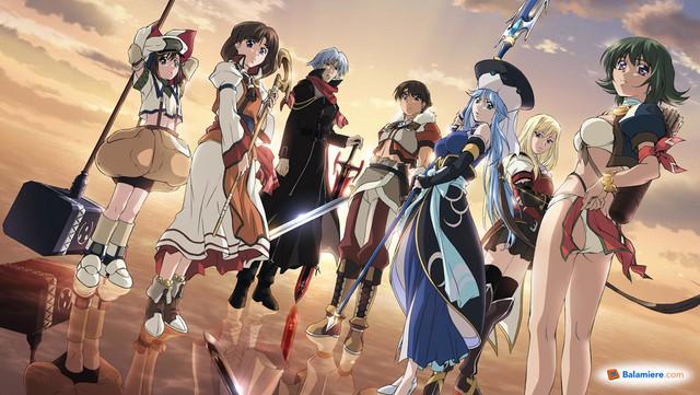 crunchyroll forum harem animes that don t have high school