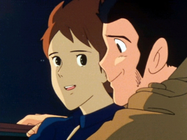 """from """"Farewell, My Beloved Lupin"""""""