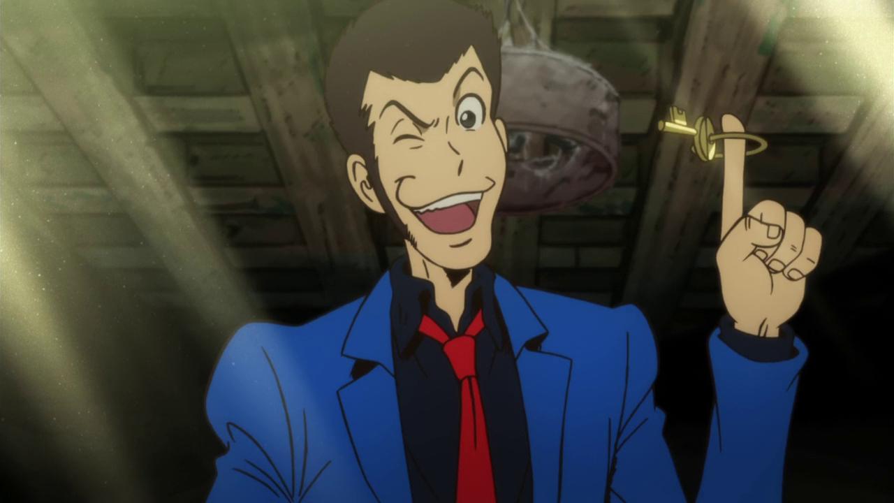 Lupin el tercero