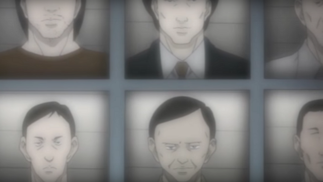 Photos of Faces in Death Note