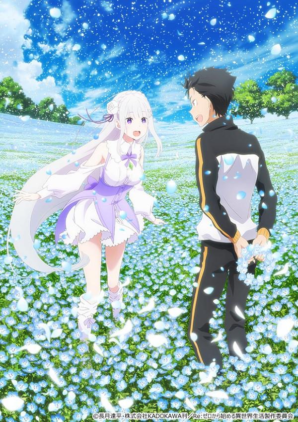 Re:Zero Memory Snow - Poster