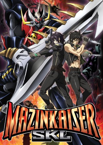 mazinkaiser vs the great general of darkness