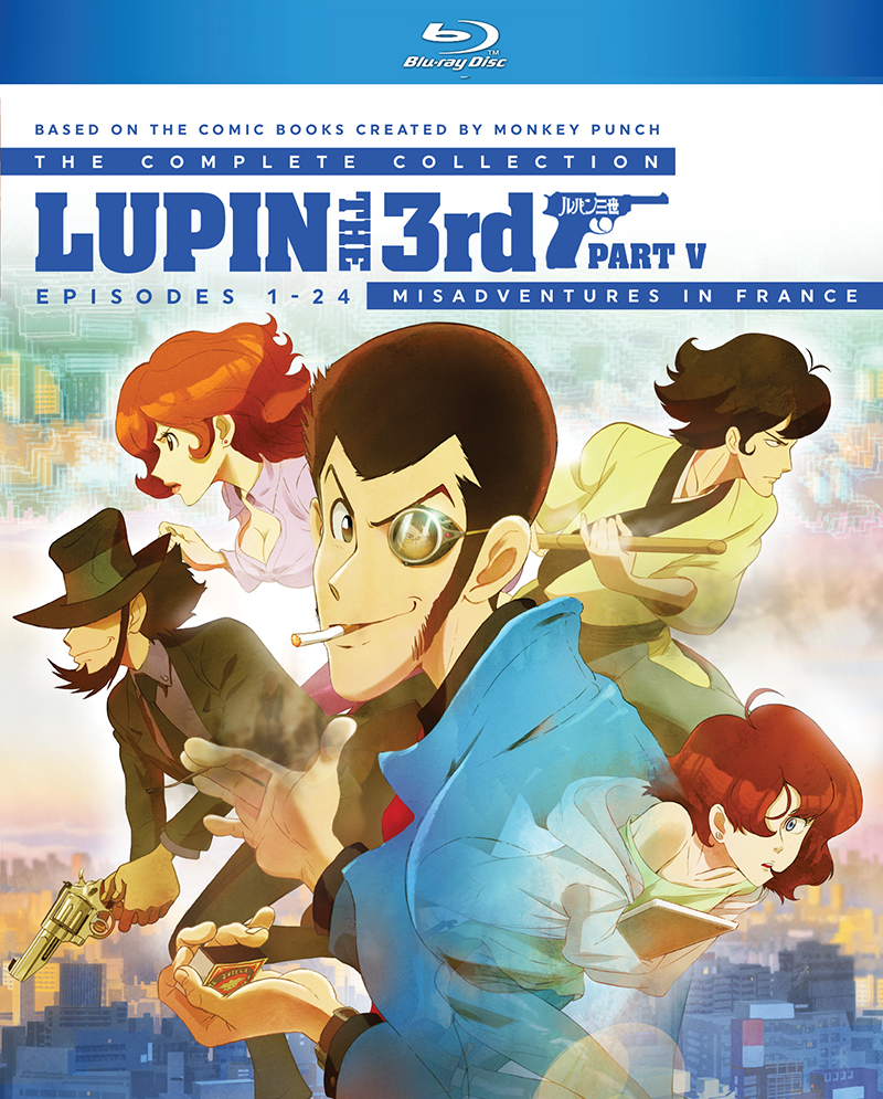 Lupin la tercera parte V