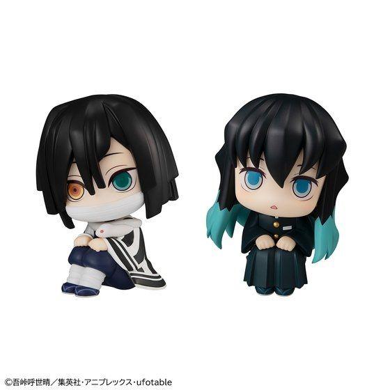 Figuras de búsqueda de Iguro y Tokito, planteadas