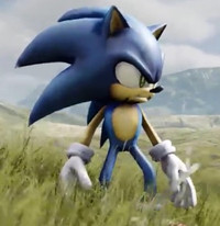 Crunchyroll - VIDEO: Sonic Looks Very Serious in Fan-Made Unreal