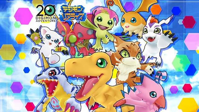 Crunchyroll - Digimon Adventure Anniversary Exhibit Lets You ...