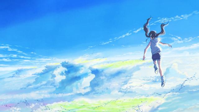 Makoto Shinkai x Uniqlo