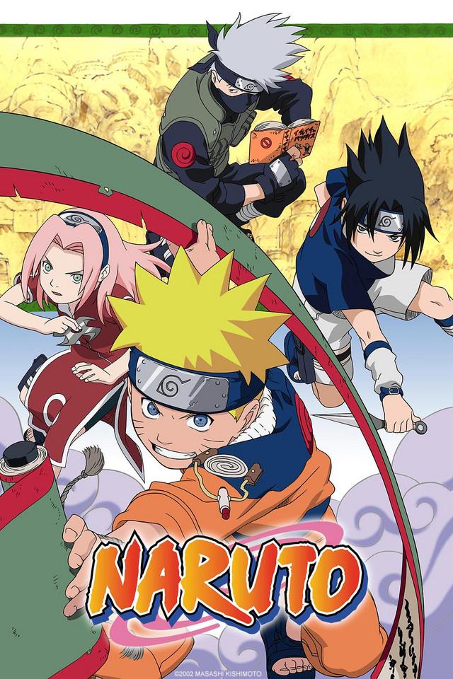 Naruto ناروتو