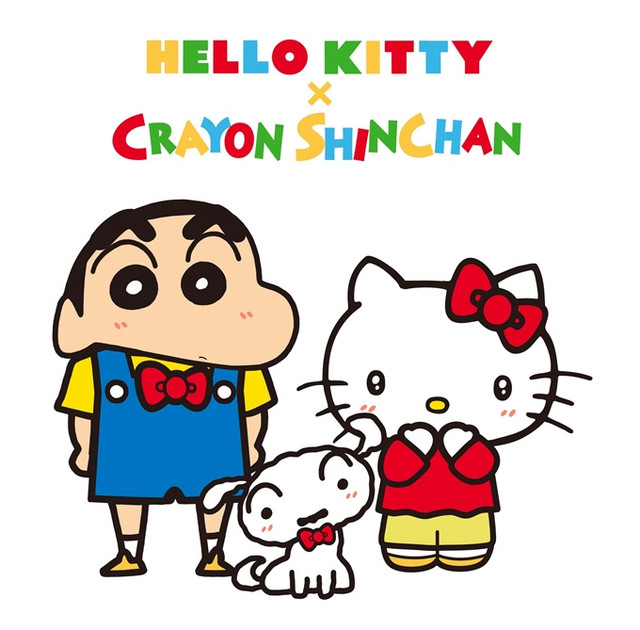 c270eb8c4 First of all, a one-shot manga episode about an encounter between the  protagonist Shin-chan/Shinnosuke. Nohara and Hello Kitty ...