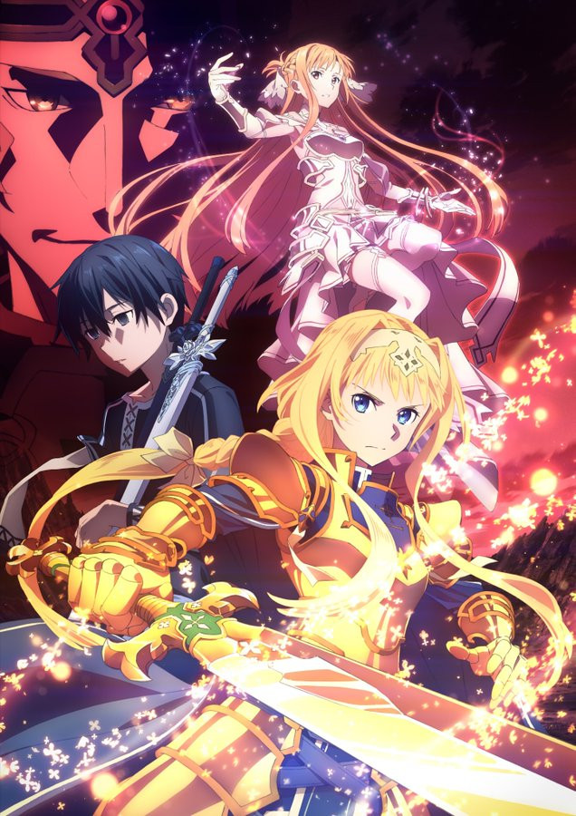 57677256b0996b9c5352f5200bff98a91563781466_full - Sword Art Online: War Underworld [23/23+Esp] (Ligero) (Finalizado) - Anime Ligero [Descargas]