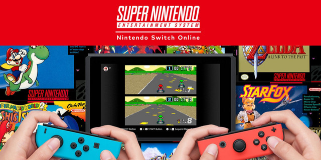 Crunchyroll - Switch's Super NES Games Won't Have a Regular