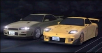 Initial D - Fourth Stage