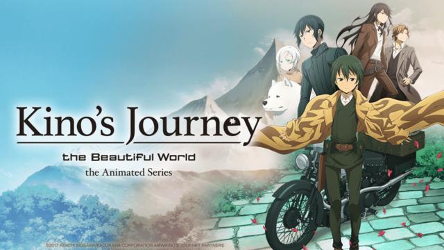 Resultado de imagen para Kino's Journey: The Beautiful World