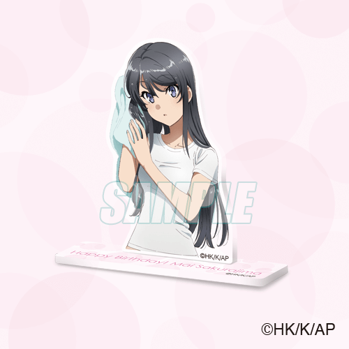 B-tier prize: acrylic standee (1 of 3)