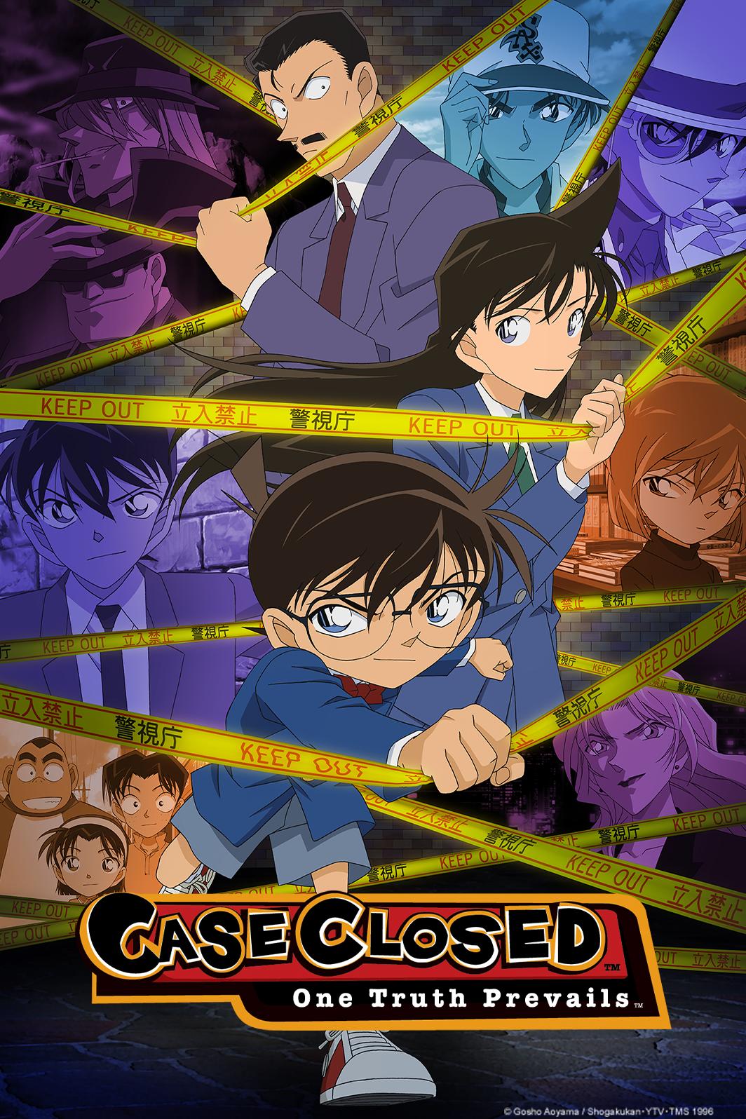 Detective Conan llega a Crunchyroll