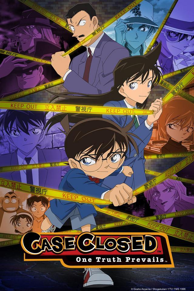 Detective Conan - المحقق كونان