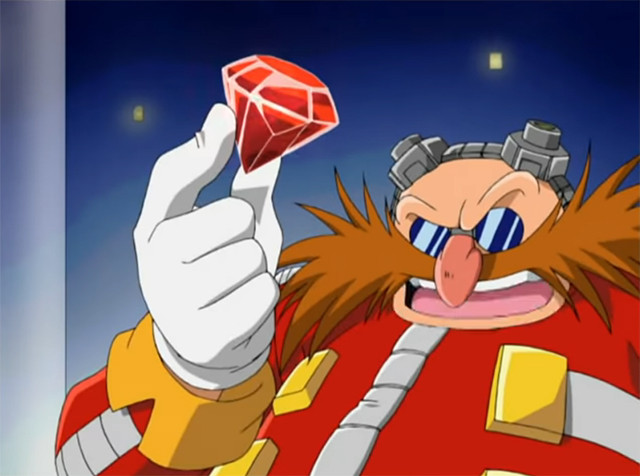 get all the chaos emeralds!