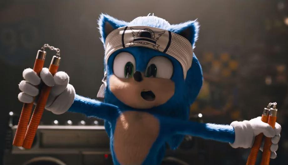 Sonic el erizo 2