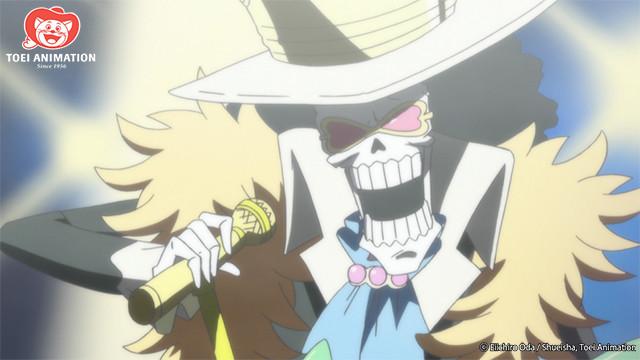 Brook, One Piece
