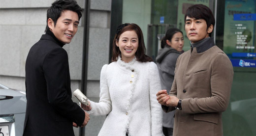 Crunchyroll - Forum - [KDrama 2011] My Princess 마이 프린세스 ... Kim Tae Hee And Song Seung Heon Is Couple In Real Life