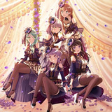 "Check Out Jackets & Preview for BanG Dream! VA Band Roselia's 2nd Album ""Wahl"" thumbnail"