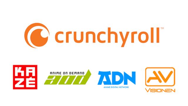 Crunchyroll x VIZ Media Europe Group