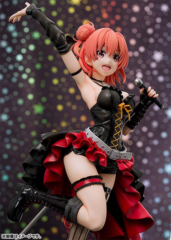 Yui Yuigahama Rock Ver.