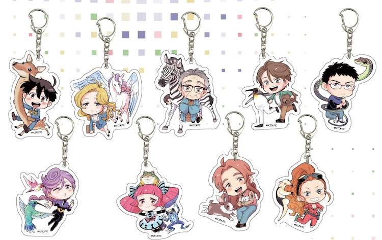 Heaven's Design Team goods
