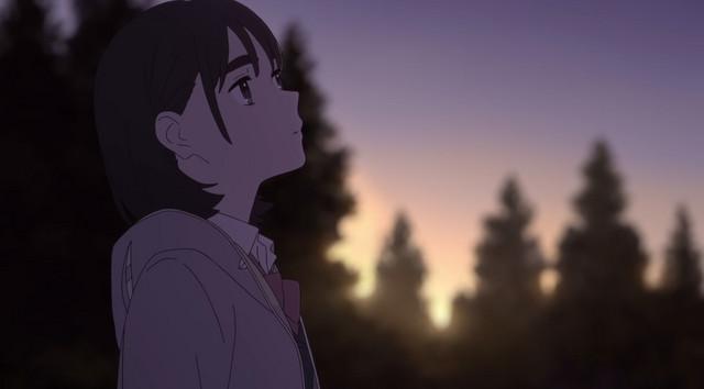 Her Blue Sky anime film