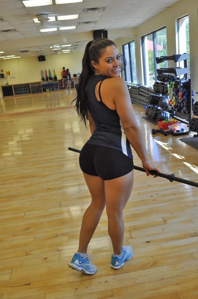 Asian girls with thick legs ass