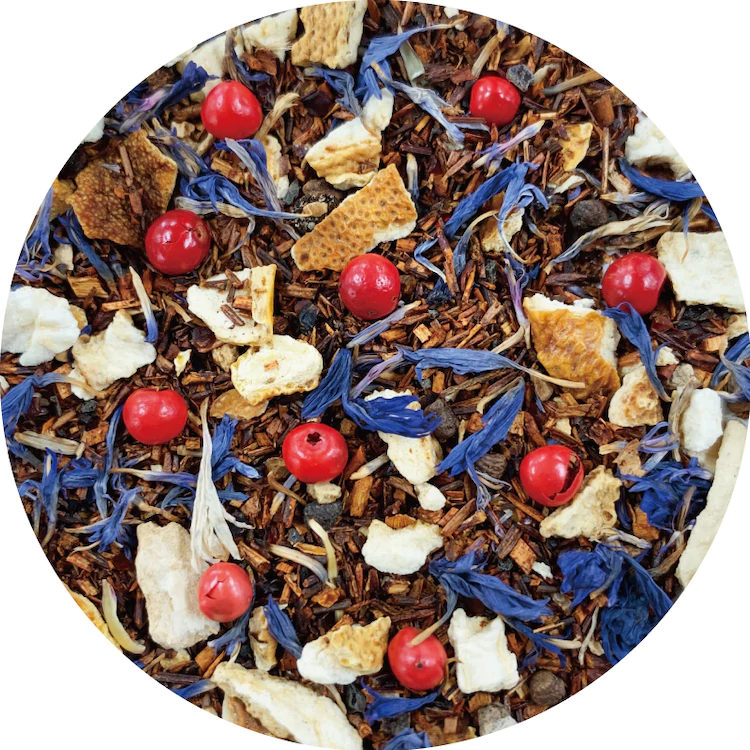 Mezcla de té Galo Thymos - hojas