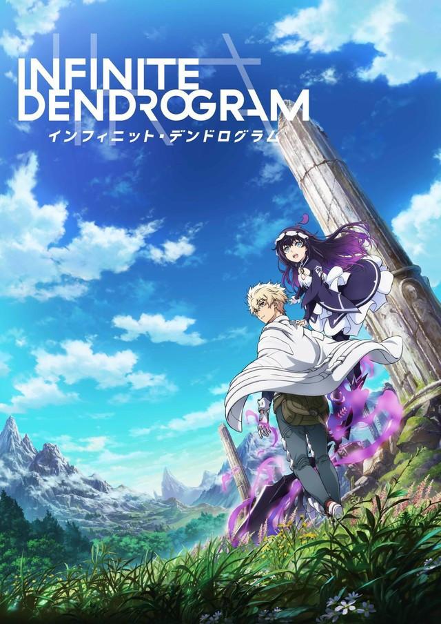 Infinite Dendrogram