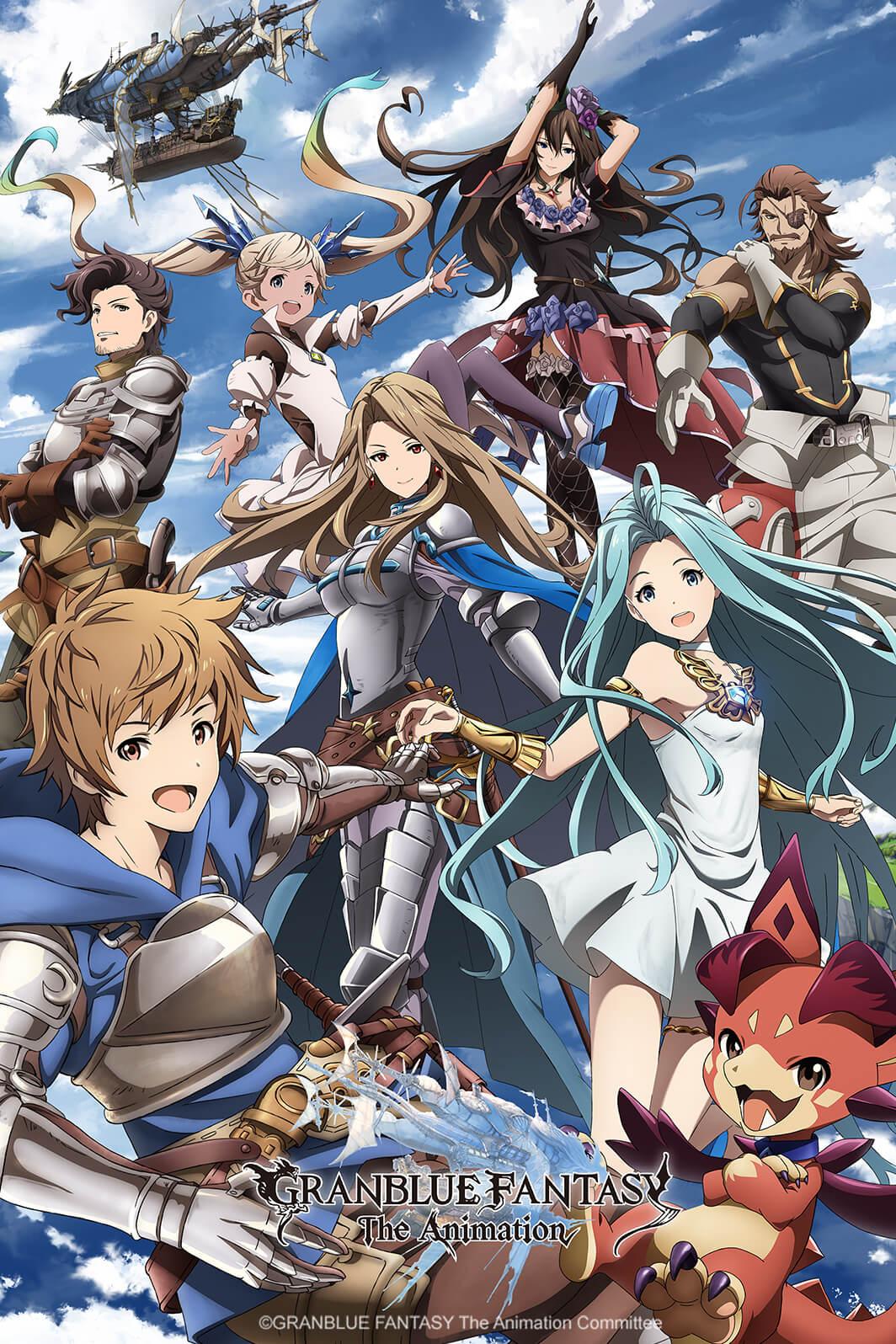 763bd99a63efac911f4a426b00f88bcf1484266583_main - Granblue Fantasy The Animation [T1: 13/13 Y T2: 12/12+OVA] [Ligero] (Finalizado) - Anime Ligero [Descargas]